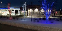 holiday lighting in anchorage