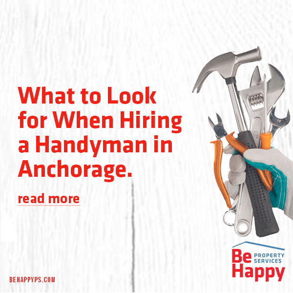 Handyman in Anchorage